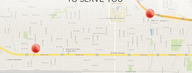 emporia carwash locations
